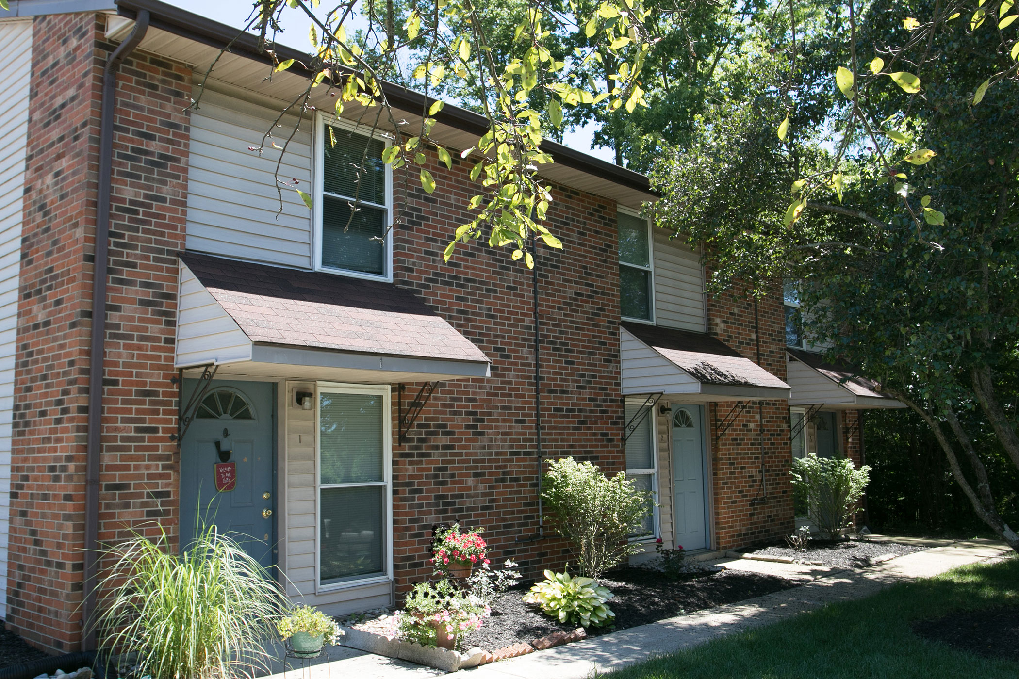 Steeplechase Townhomes